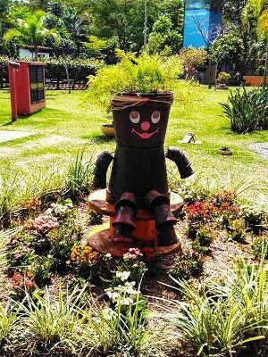 Escultura Ecológica, Parque Botânico Vale, Vitória-ES
