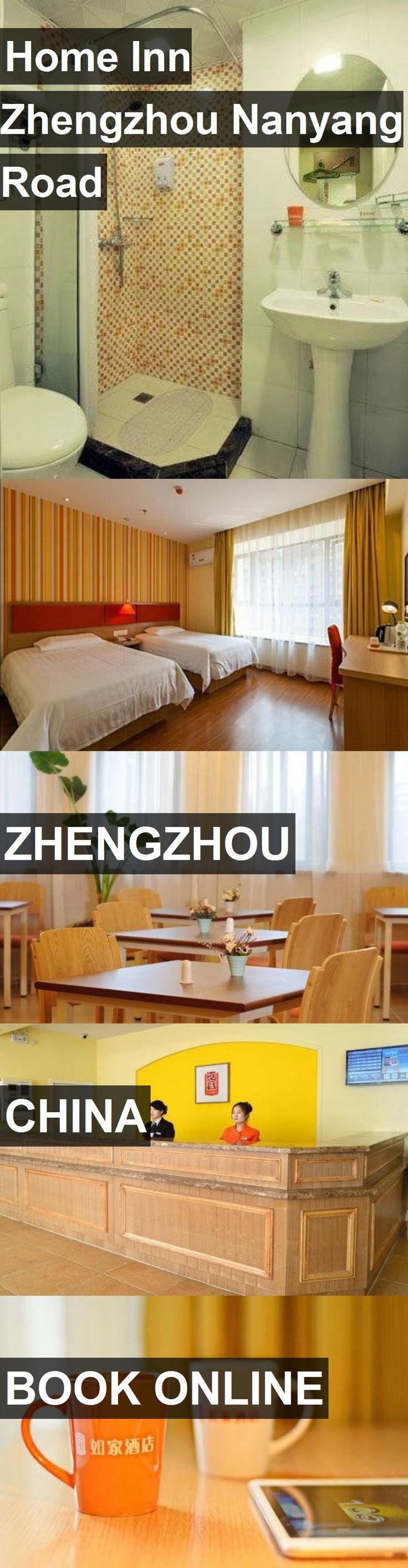 Hotel Home Inn Zhengzhou Nanyang Road in Zhengzhou, China. For more information, photos, reviews and best prices please follow the link. #China #Zhengzhou #travel #vacation #hotel