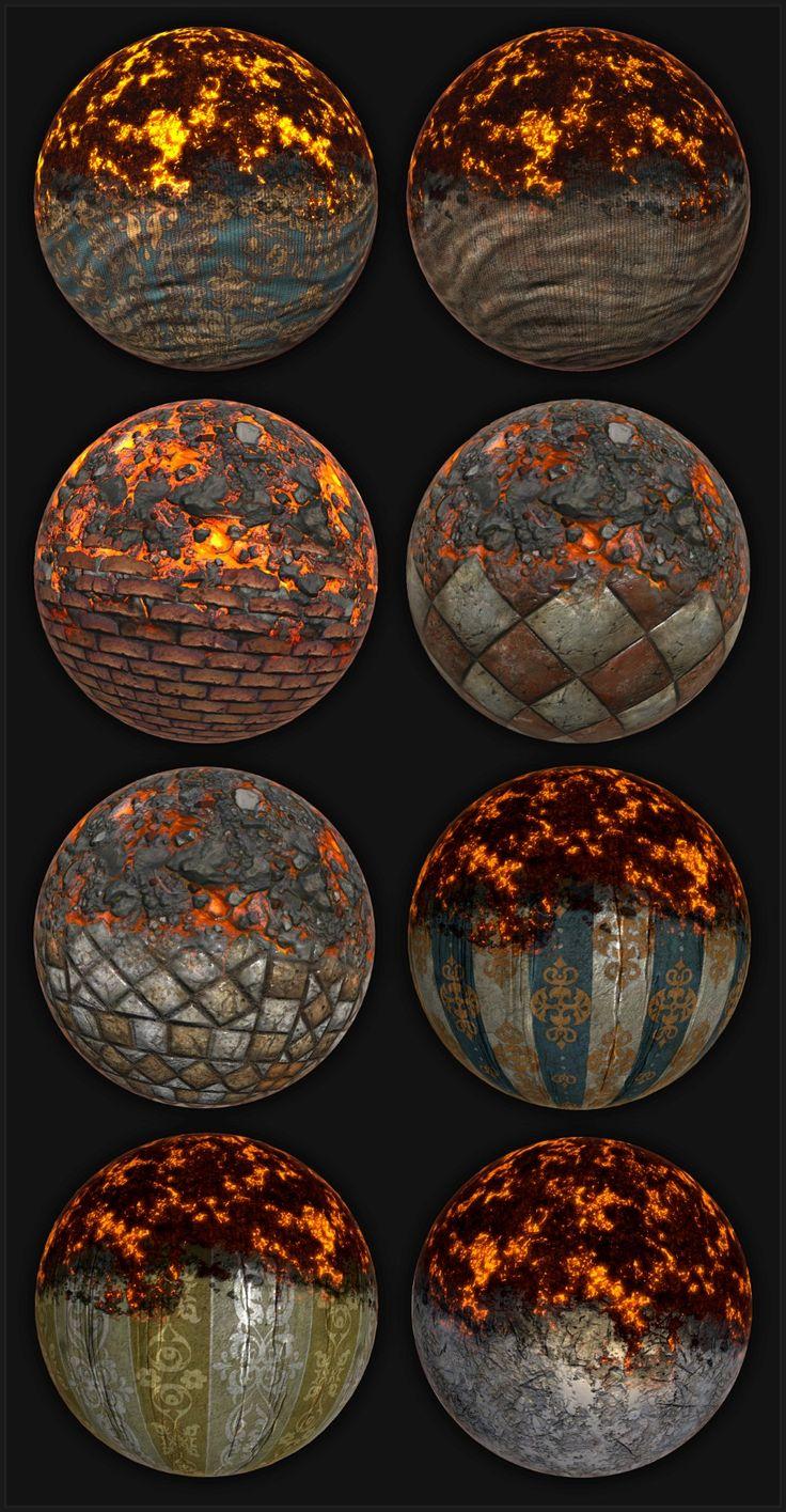 Shader Creation : via PinCG.com