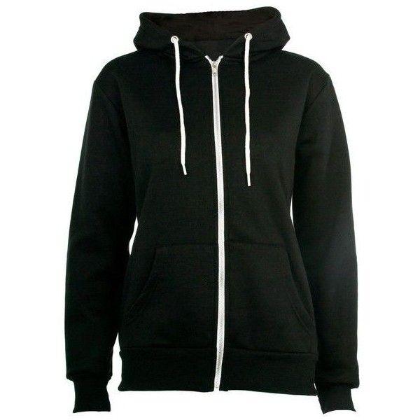 Black Zip Up Hoodie ❤ liked on Polyvore featuring tops, hoodies, hoodie top, black zip up hoodies, hooded pullover, black hoodie and sweatshirt hoodies