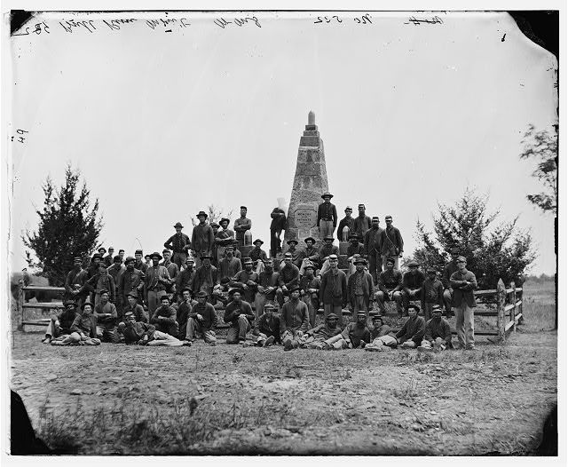 From Bull Run to Appomattox: A Boy's View