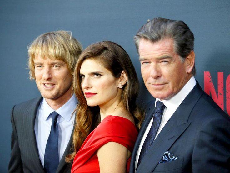 #NoEscape premiere: Care to join Pierce Brosnan, Owen Wilson? http://read.ht/uWv