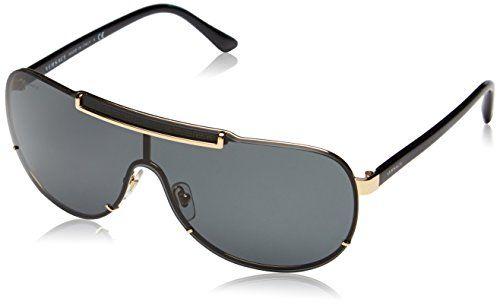 Dsquared2 Herren Sonnenbrille Rectangle Eye, Schwarz (Nero), 59