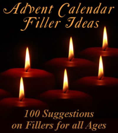 100 Ideas for Advent Calendar Fillers