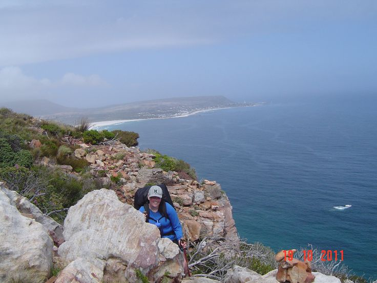 And over Chapmans Peak. (day 3)