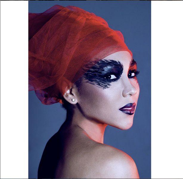 #fotografia #yo #model @jhornadys #nudemakeup #natural #plasticbeauty #redlips #perfection #photographymakeup #photography#shooting #beauty