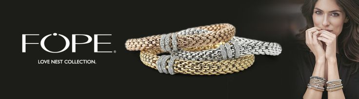 Fope, available at Creations Fine Jewelers in Napa, CA