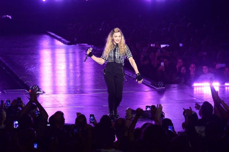 Madonna announces more Rebel Heart Tour dates to Mexico and USA - Madonna Art Vision