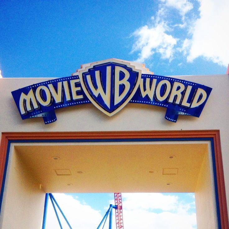 Warner bros. movie world Queensland