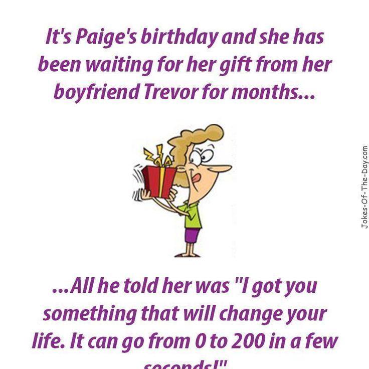 25+ Best Ideas About Funny Birthday Jokes On Pinterest