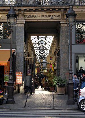 One of the jewels of Paris - Passage des Panoramas ▓█▓▒░▒▓█▓▒░▒▓█▓▒░▒▓█▓ Gᴀʙʏ﹣Fᴇ́ᴇʀɪᴇ ﹕ Bɪᴊᴏᴜx ᴀ̀ ᴛʜᴇ̀ᴍᴇs ☞  http://www.alittlemarket.com/boutique/gaby_feerie-132444.html ▓█▓▒░▒▓█▓▒░▒▓█▓▒░▒▓█▓