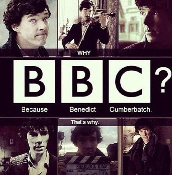 #sherlocked Sherlock Holmes BBC