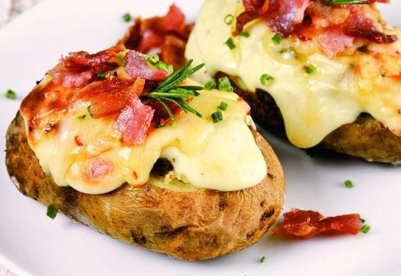 Cartofi delicioşi cu caşcaval #good #yummy #patato