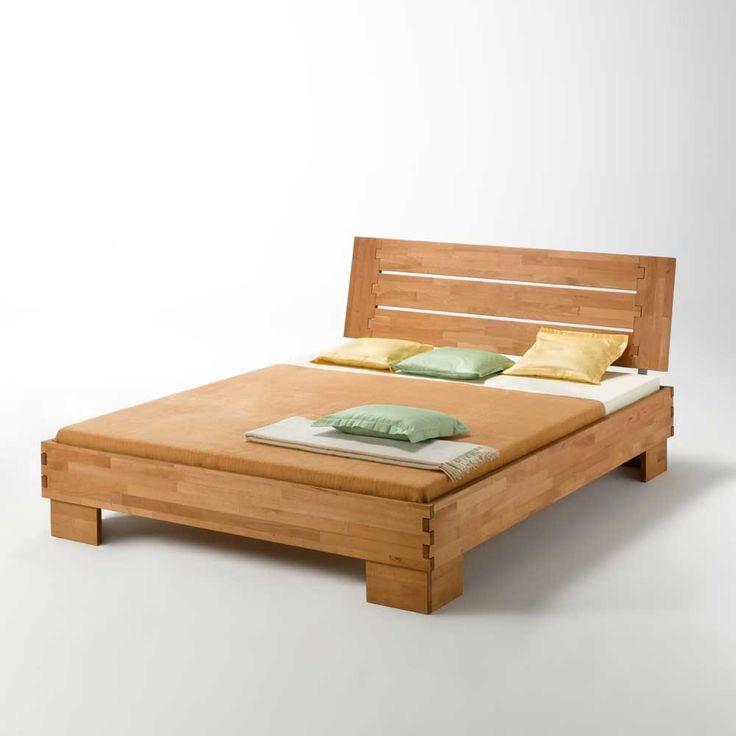 Die besten 25+ großes Kopfteil für Bett Ideen auf Pinterest - schlafzimmer aus massivholz