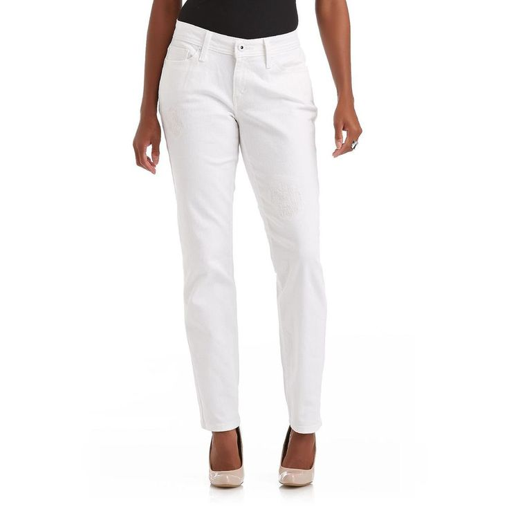 White skinny jeans size 6 – Global fashion jeans collection