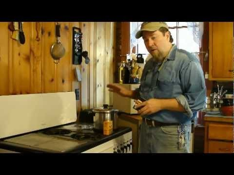 This video is demonstrates the process of removing paint from metal objects. In this case I remove old paint from hinges. This is my first attempt at producing a DIY video. Please let me know if it is useful. Thanks, Scott