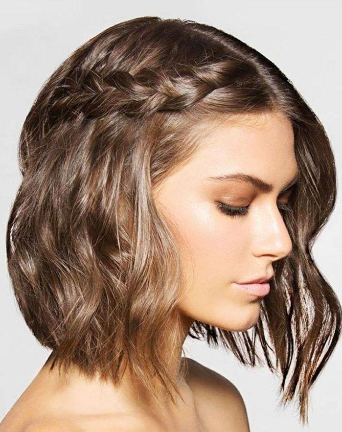 Como planchar el pelo corto en capas