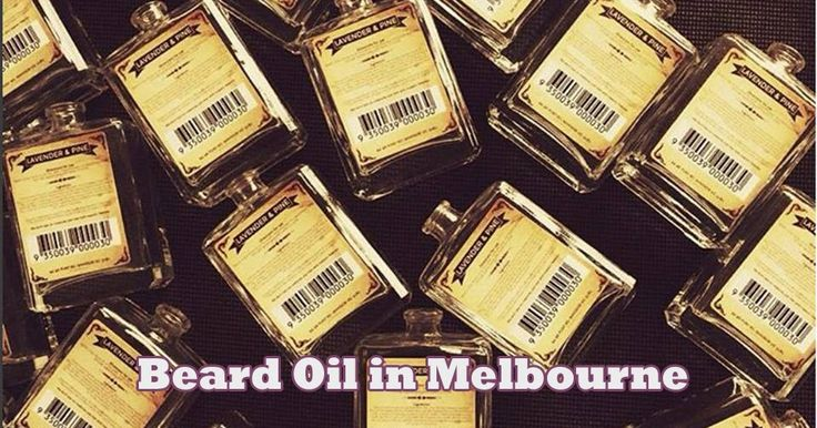 Burly fellow | Beard care products: 3 Major Benefits of Using Beard Oil in Melbourne