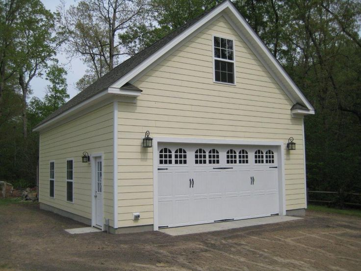 Detached Garage Ideas Sheds And Garages Garage With