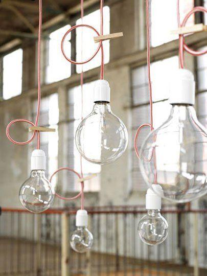 Inspiration: DIY Dutch Lighting | Apartment Therapy