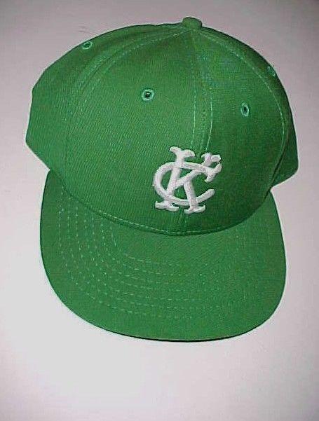 Roman Pro 1963-1967 AL Kansas City Athletics Logo Green Baseball Cap 7 1/2 New #RomanPro #BaseballCap