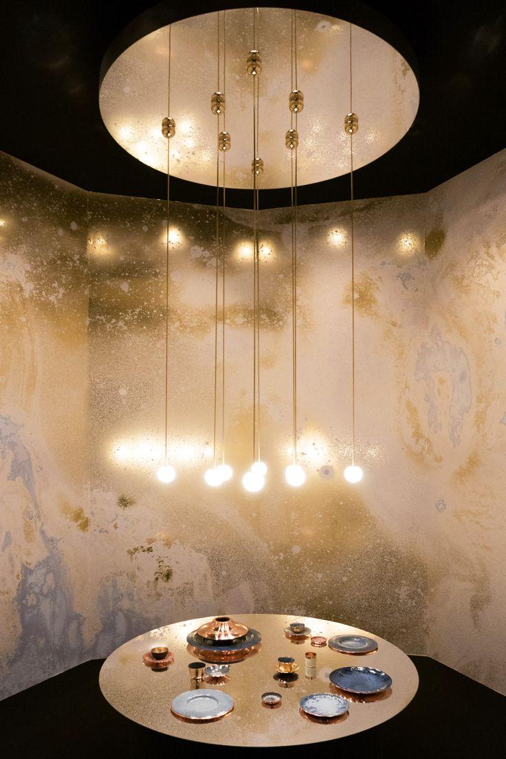 2 farbige küchenschrank-ideen die  besten bilder zu decoración auf pinterest  tapete stühle