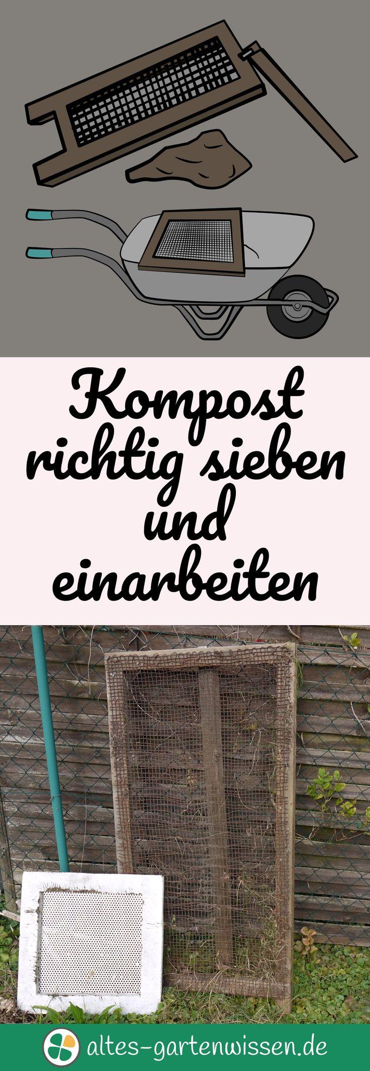 Kompost als Bodenverbesserer und Düngemittel muss richtig eingesetzt werden, um Vergärung im Boden zu verhindern. Außerdem kann sich der Gärtner viel Arbeit sparen, wenn er bedarfsorientiert handelt.