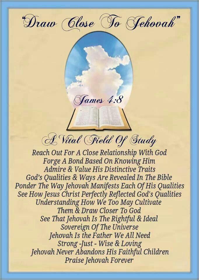 Draw Close to Jehovah God | Draw Close - JW.ORG