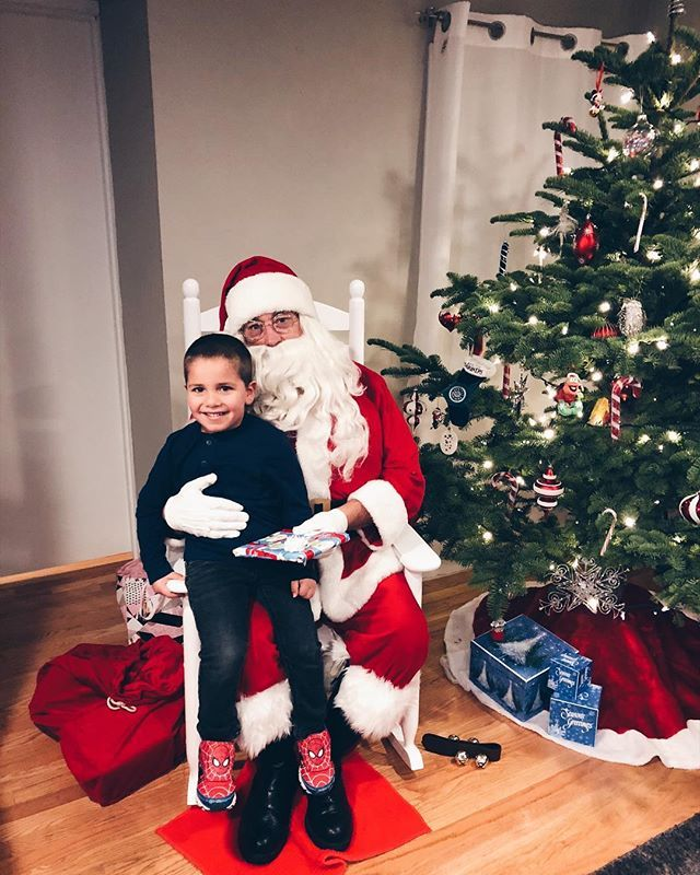 So grateful for my team's clients who become friends. @tlc_12thwoman & her family opened their home for a lovely Christmas party with crafts for the kids and a special visit from Santa. My little guy was pret-ty excited about it! Thanks, Colton Family! #localrealtors - posted by Stephanie Hunziker | Realtor® https://www.instagram.com/stephjcre - See more Real Estate photos from Local Realtors at https://LocalRealtors.com