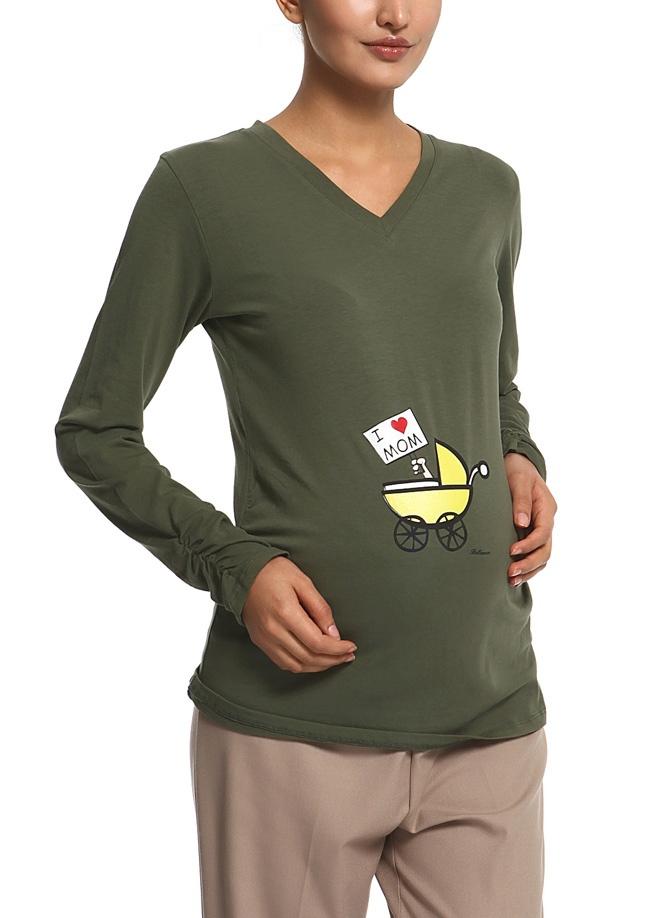 BELLAMOM T-shirt Markafoni'de 69,50 TL yerine 38,99 TL! Satın almak için: http://www.markafoni.com/product/3335856/