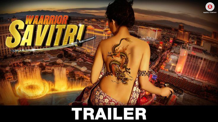 Waarrior Savitri - Official Movie Trailer | Om Puri, Lucy Pinder, Niharica Raizada & Rajat Barmecha