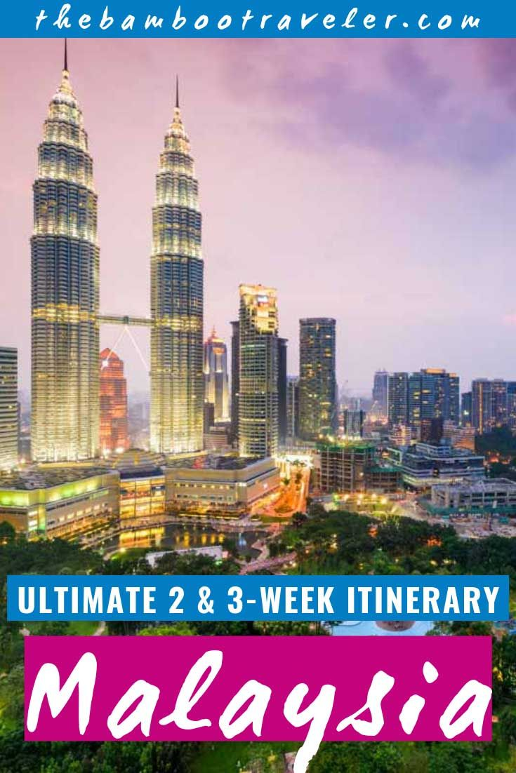 Malaysia Itinerary 2 Weeks In Asia S Best Kept Secret Malaysia