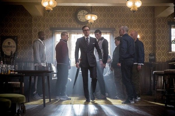 Colin Firth é espião estiloso em trailer de novo filme de ação >> http://glo.bo/1r4zAwG