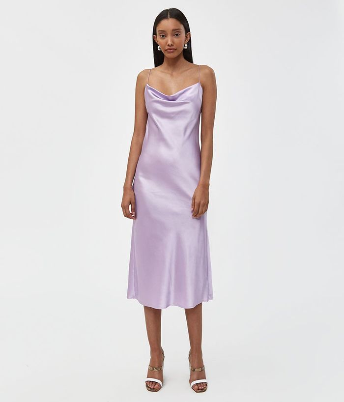 3c27bb6cc5e4c Stelen Delia Slip Dress in Lilac   Shopping List in 2019   Dresses ...