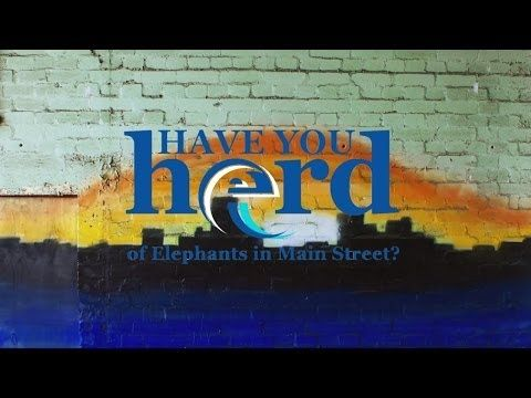 The Future of Teambuilding | Elephants in Main Street Corporate Video - YouTube