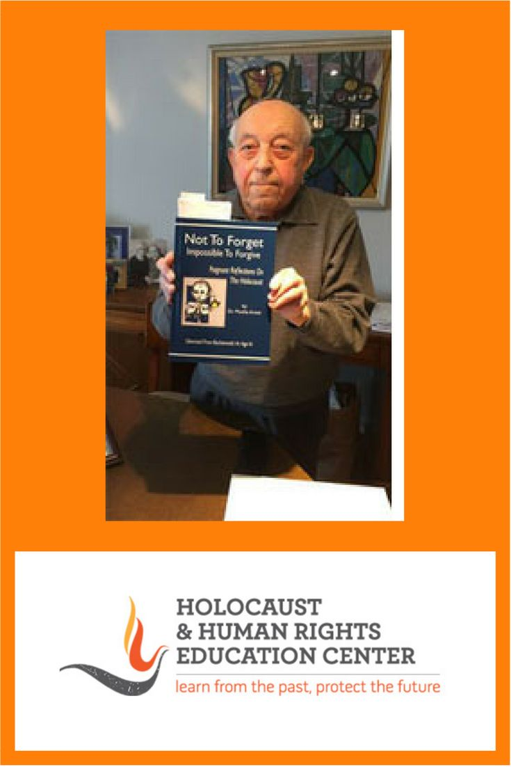 Dr. Moshe Avital - During the Holocaust he was imprisoned in 6 concentration camps. He was deported to Auschwitz at age 14, separated from his family, and after much suffering he was liberated from Buchenwald by the American Third Army on 1945.  He is a well known author and speaker on the Holocaust who is able to bring to light many unknown facts of the Holocaust Era by providing Psychological, Philosophical, and Theological analysis, and reflections regarding the perpetrators of the…
