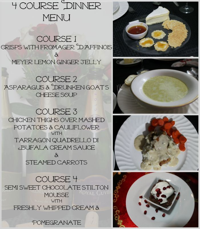 Good 3 Course Dinner Party Ideas Part - 1: 4 Course Dinner Party Menu | Www.realthekitchenandbeyond.com