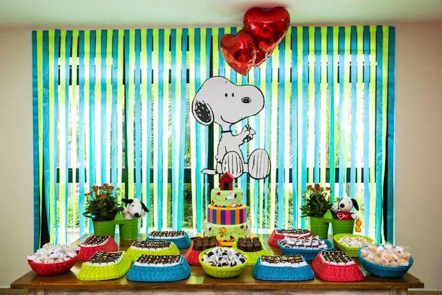 Festa-Snoopy