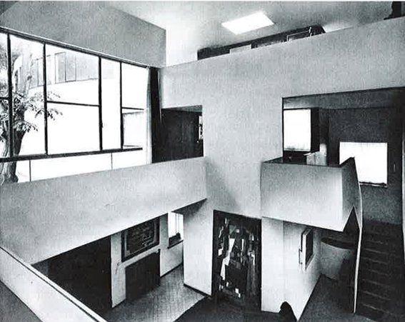 35 best images about le corbusier maison la roche - Casas de le corbusier ...