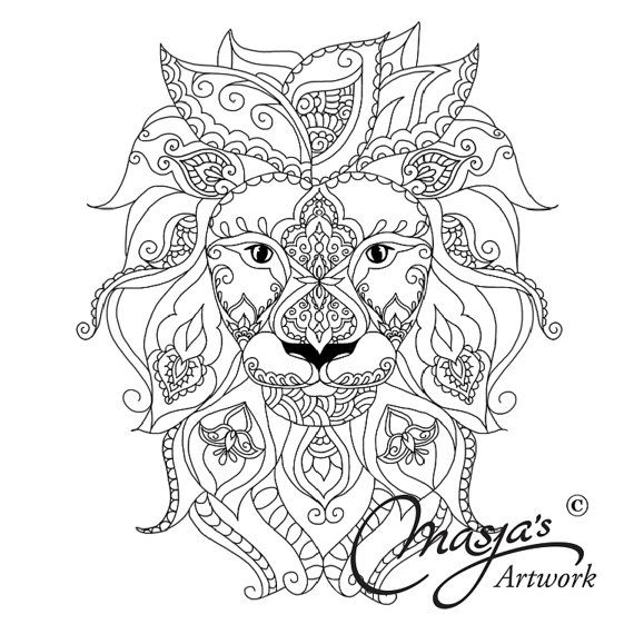 A beautiful colouring book for adults including 46 pages!!! Do you love Mandalas, Zentangles, Paisley designs Flowers and ornaments? :) Than this