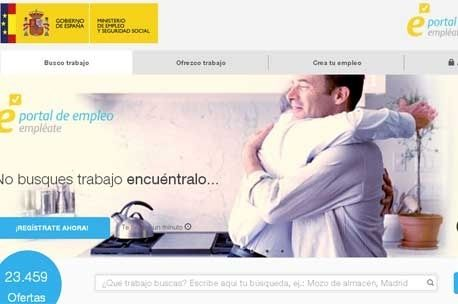 El Gobierno lanza un nuevo portal de empleo que ya cuenta con 85.000 puestos vacantes - http://plazafinanciera.com/el-gobierno-lanza-un-nuevo-portal-de-empleo-que-ya-cuenta-con-85-000-puestos-vacantes/ | #Empleo, #MinisterioDeEmpleo, #Paro #Economía