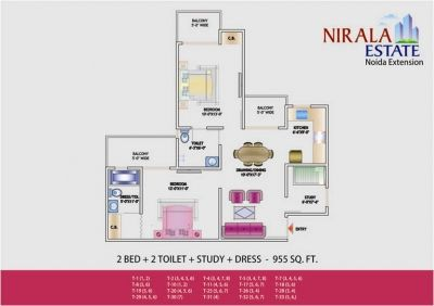 Nirala Estate is a dream of every person to buy a home in a superior area where you feel amazing and delightful.