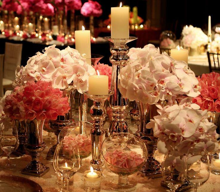 Www Wedding Flowers And Reception Ideas Com: Drop-Dead Gorgeous Wedding Flower Ideas From Jeff Leatham