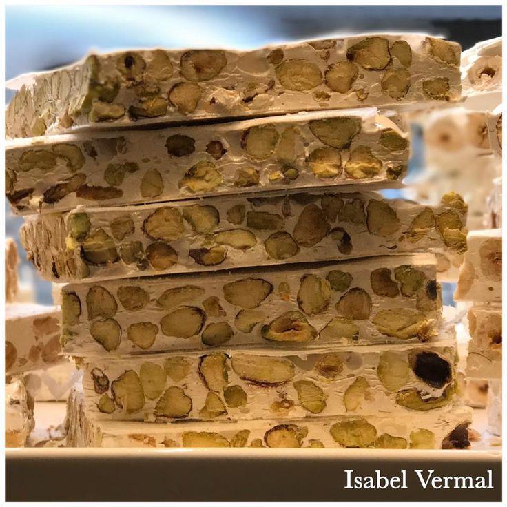 Turrón de avellanas - Isabel Vermal