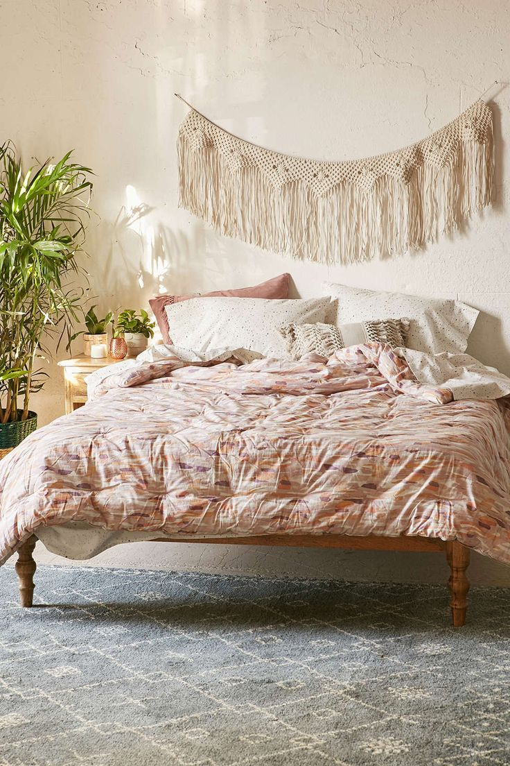 Farnoosh Comforter Snooze Set - Urban Outfitters