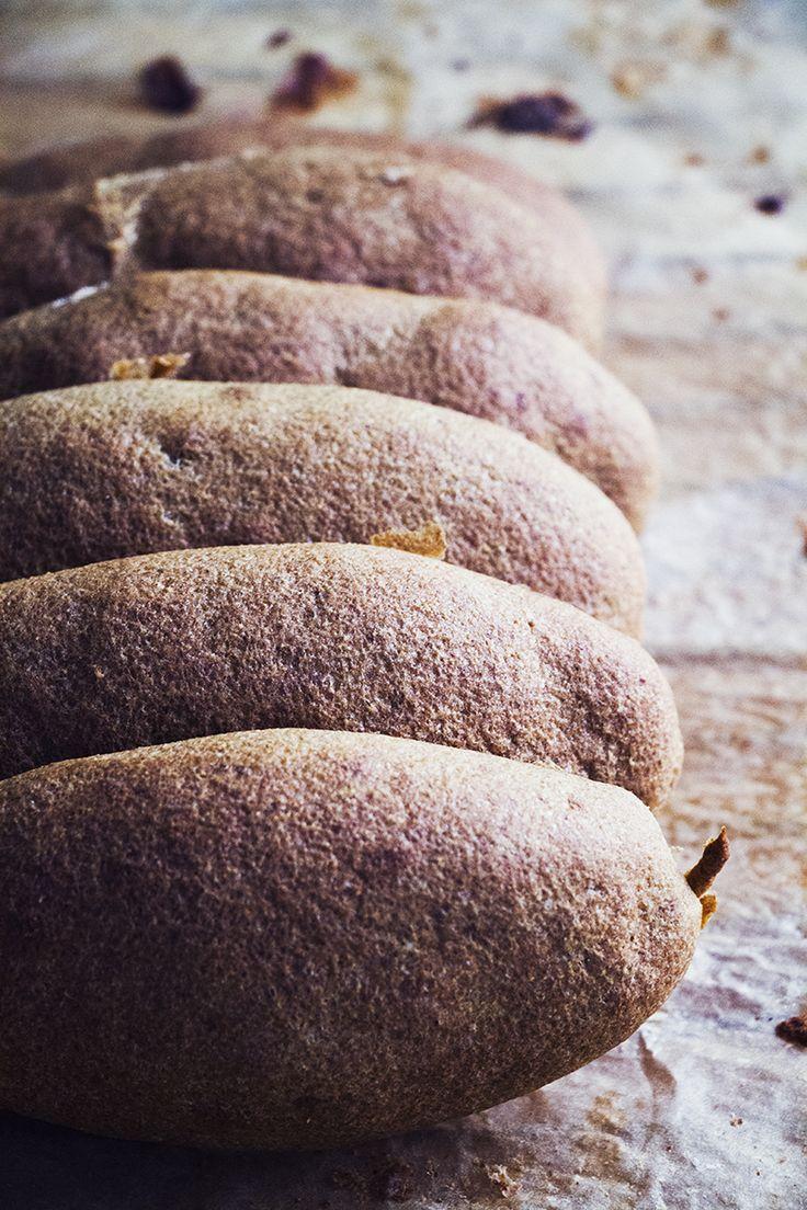 Korvbröd/frallor glutenfria vegan
