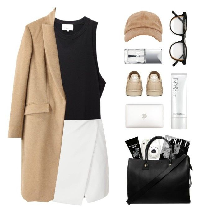 Suede by starit on Polyvore featuring polyvore fashion style 3.1 Phillip Lim rag & bone Topshop Paul & Joe Cutler and Gross NARS Cosmetics TokyoMilk Christian Dior women's clothing women's fashion women female woman misses juniors NYFW NYC