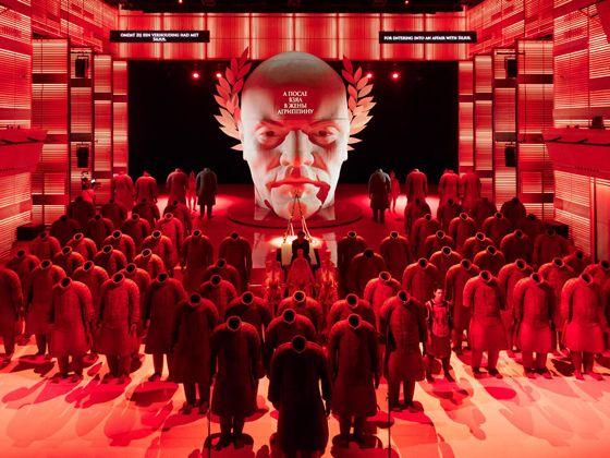 Gesamtkunstwerk Ленин | Colta.ru