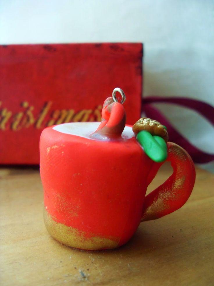 WitchCraft In Progress: Μμμμ..Χριστουγεννα μου μυριζουν!! / Mmmm..smells like Christmas spirit!!