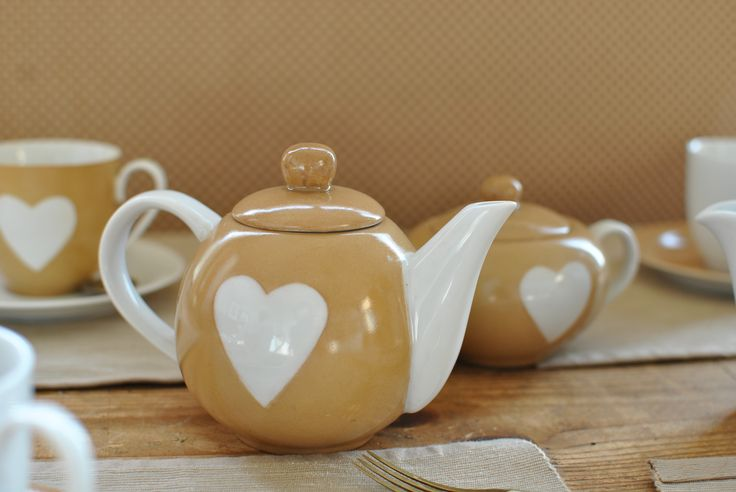 teapot handpainted